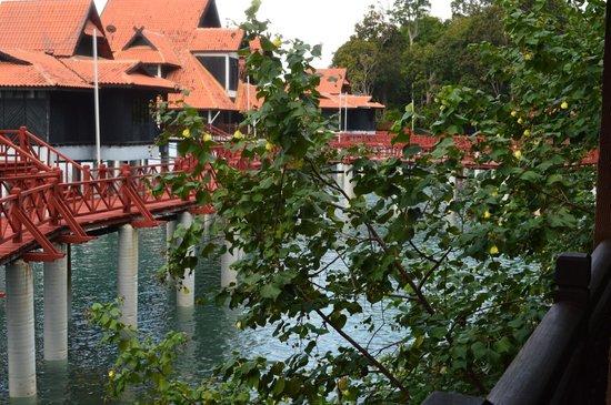 Berjaya Langkawi Resort - Malaysia: view from our balcony