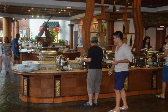 Berjaya Langkawi Resort - Malaysia: main hotel dining area