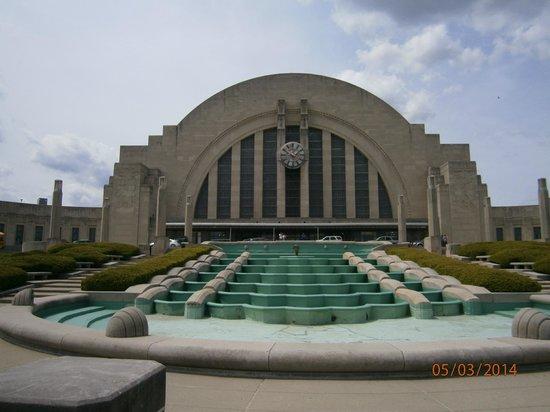 Cincinnati Museum Center at Union Terminal: the museum