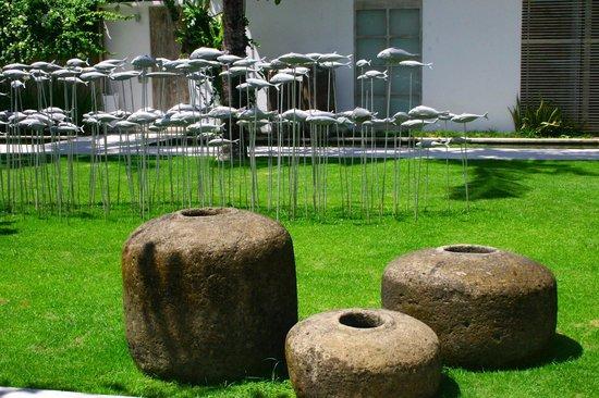Uma Sapna grounds