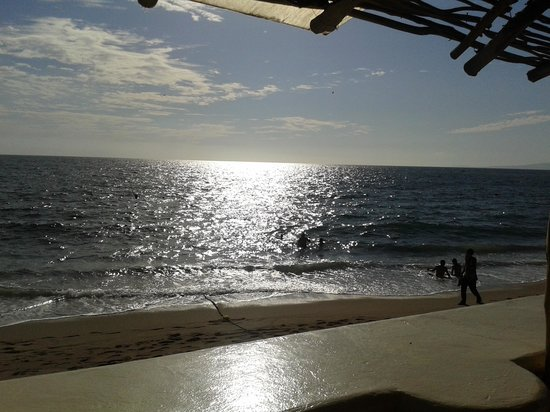 Las Palmas by the Sea: lindo atardecer