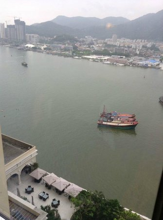 Sofitel Macau At Ponte 16 : View from our room
