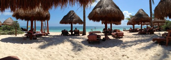 Excellence Playa Mujeres: Great view