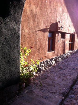 San Agustin Monasterio de la Recoleta Hotel: Jardin