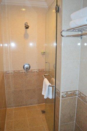Berjaya Langkawi Resort - Malaysia : our shower