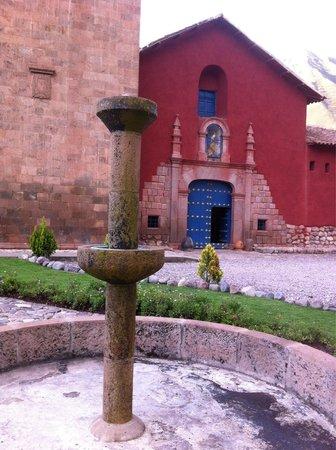 San Agustin Monasterio de la Recoleta Hotel: Entree hotel
