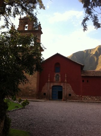 San Agustin Monasterio de la Recoleta Hotel: Hotel