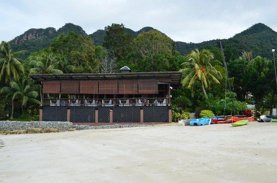 Berjaya Langkawi Resort - Malaysia : Rimba Beach Bar