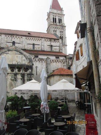 Weltkulturerbestätte Trogir: Trogir cathedral