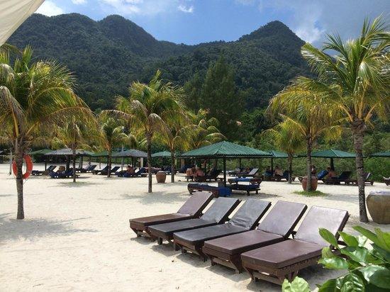 Berjaya Langkawi Resort - Malaysia: Very clean beach
