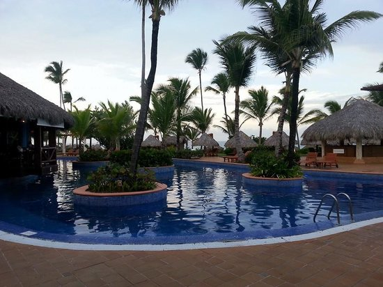 Excellence Punta Cana : View from our room