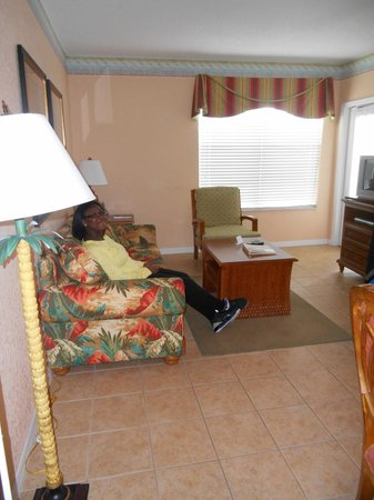 Suite B Room - Picture of Vacation Village at Parkway ...