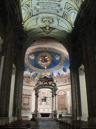 Basilica di Santa Croce in Gerusalemme: Santa Croce in Gerusalemme, Rom - April 2014 - 2