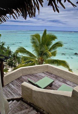 Pacific Resort Aitutaki: Ultimate Beachfront Villa