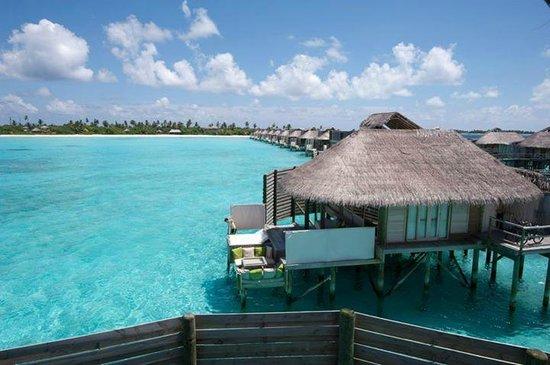 Six Senses Laamu : Jetty A's Ocean Water Villa