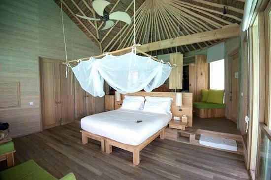 Six Senses Laamu : Ocean Water Villa
