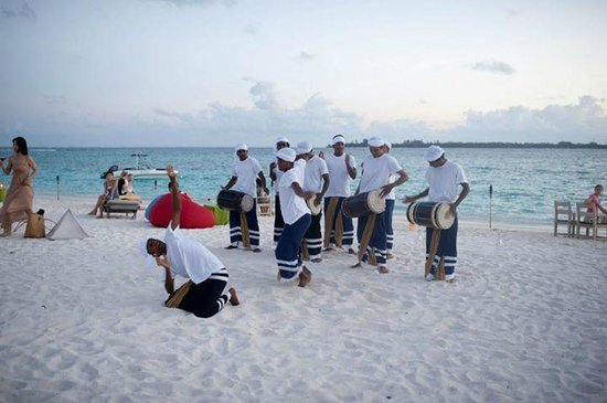 Six Senses Laamu : Beach Party