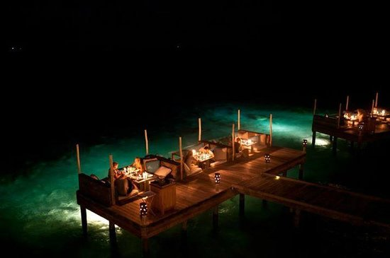 Six Senses Laamu : Longitude