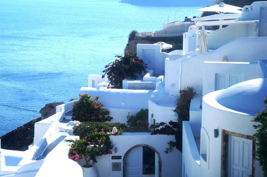 Santorini Wine Adventure: santorini - o pôr do sol mais belo do planeta !