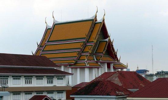 Wat Kalayanamit Varamahavihara: Wat Kalayanamitr - Bangkok (2)
