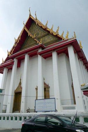 Wat Kalayanamit Varamahavihara: Wat Kalayanamitr in Bangkok