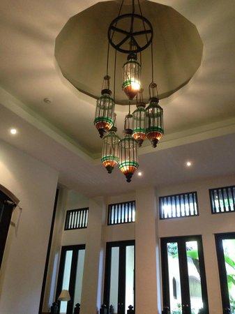Anantara Bophut Koh Samui Resort : Chandelier