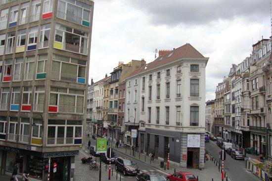 Hotel Orts: Desde el balcón