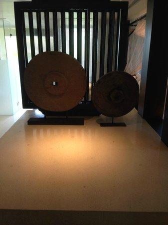 Anantara Bophut Koh Samui Resort: Room decor