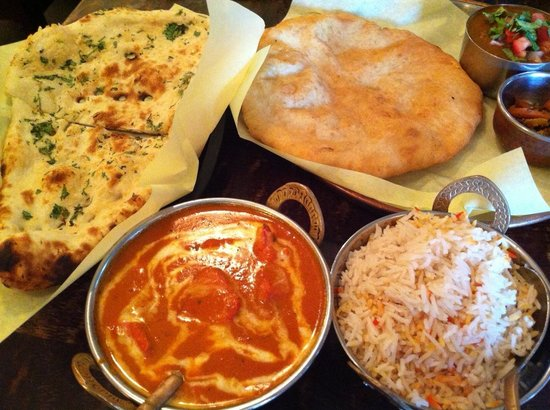 The Dhaba: Delicious Indian Cuisine!