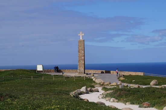 Cabo da Roca: мыс Кабо де Рока, главная тропа