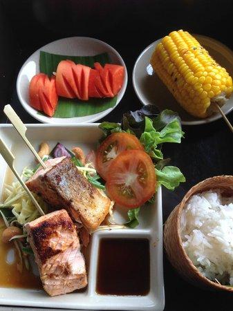 Anantara Bophut Koh Samui Resort : Bento Set