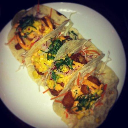 Barbacoa Bali: Best fish tacos ever!