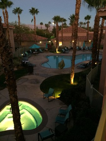 Residence Inn Palm Desert: Pool