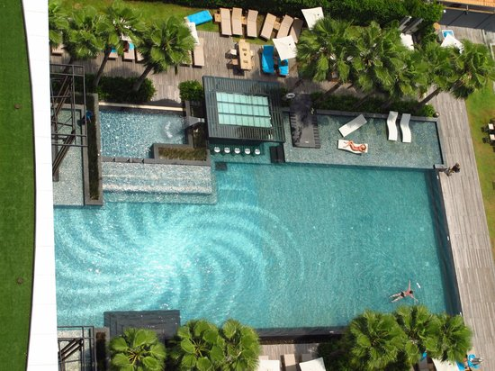 Cape Dara Resort: excellent pool
