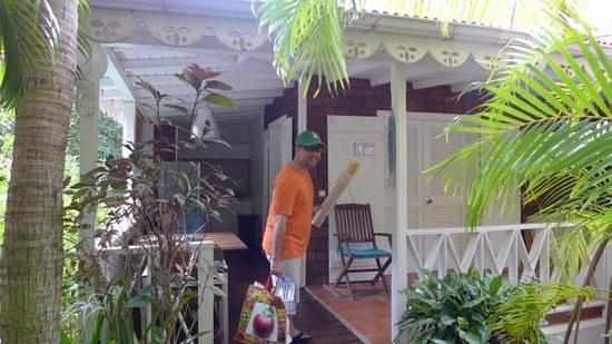Salines Garden Cottages : Home!!!