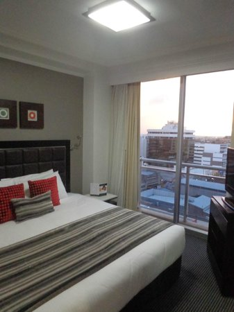 Meriton Serviced Apartments Bondi Junction: Bedroom