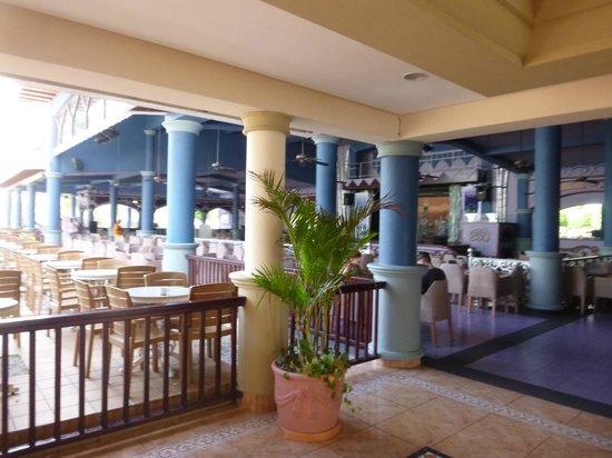 ClubHotel Riu Bambu: lugar para merendar y teatro