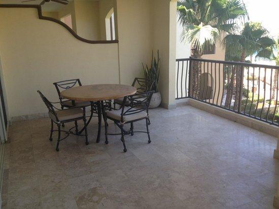 Villa del Arco Beach Resort & Spa Cabo San Lucas : Balcony
