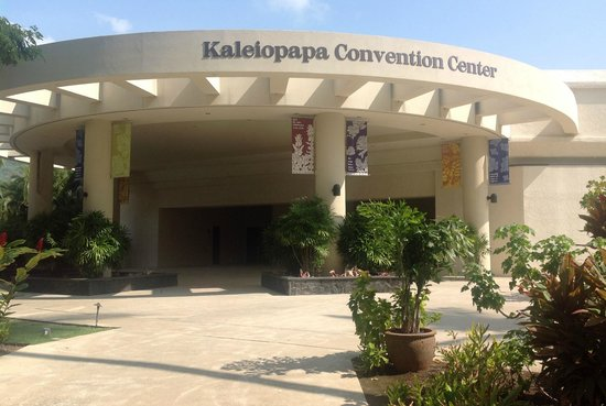 Sheraton Kona Resort & Spa at Keauhou Bay : convention center