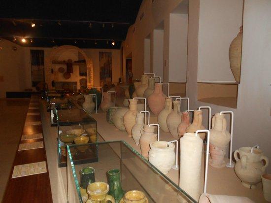 Musee du Patrimoine Traditionnel Djerbien : Exposição