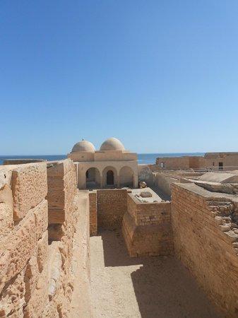 Fort Ghazi Mustapha: Forte