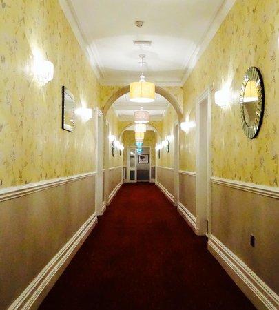 Laura Ashley Hotel The Belsfield : Refurbed hallway