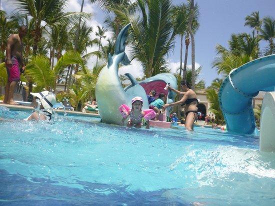ClubHotel Riu Bambu : pileta infantil