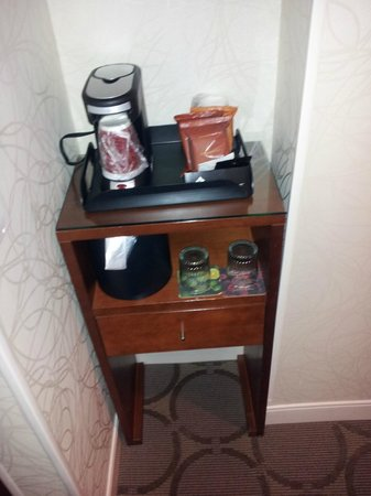 Renaissance Las Vegas Hotel: Coffee Area