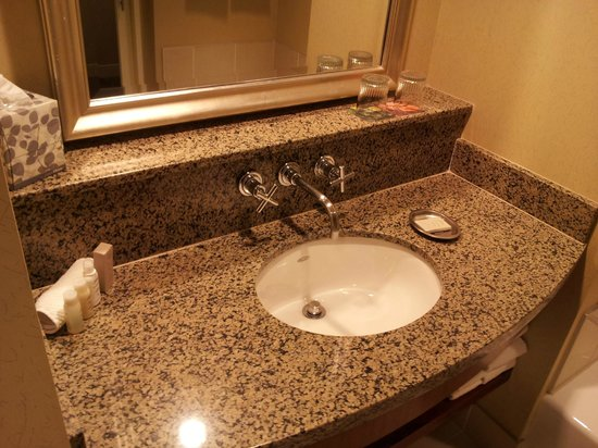 Renaissance Las Vegas Hotel: Sink