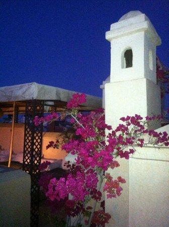Riad Vert Marrakech: terrasse