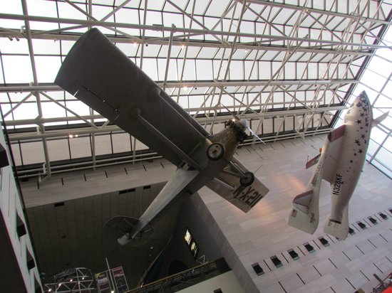 Museo Nacional del Aire y el Espacio: Smithsonian National Air and Space Museum
