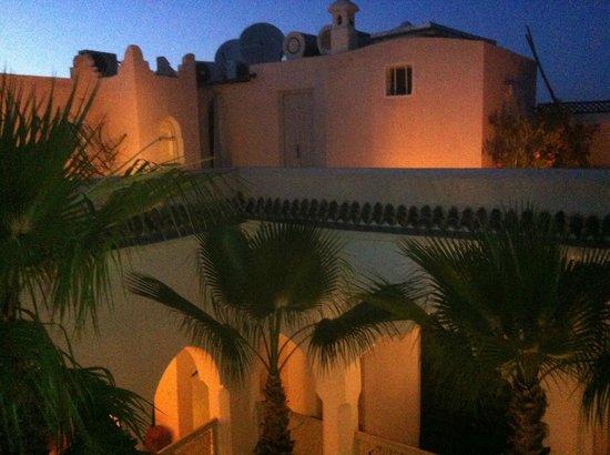 Riad Vert Marrakech: magnifique panorama