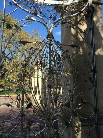 Hyde Park : Gate