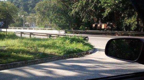 Promenade Angra dos Reis - TEMPORARILY CLOSED: Indo embora!!! Essa é a entrada!